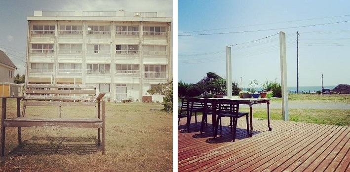 シラハマアパートメント(Shirahama Apartment)