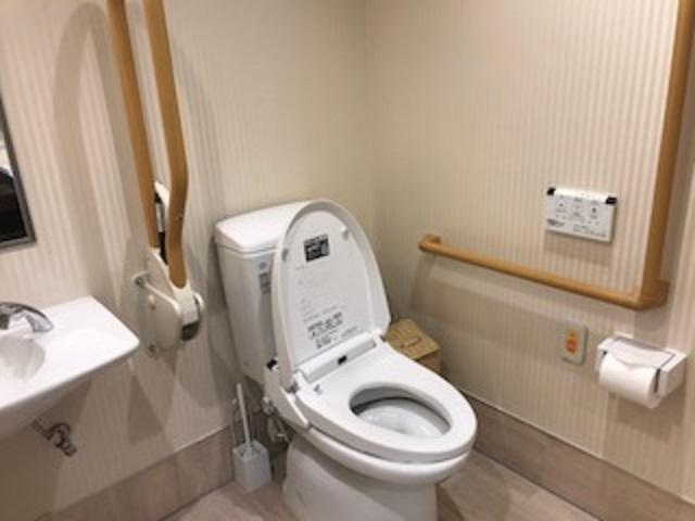 グランダ学芸大学 トイレ個室
