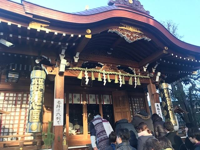 大鳥神社 お参り